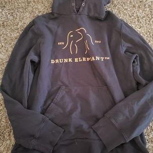 Drunk elephant hoodie